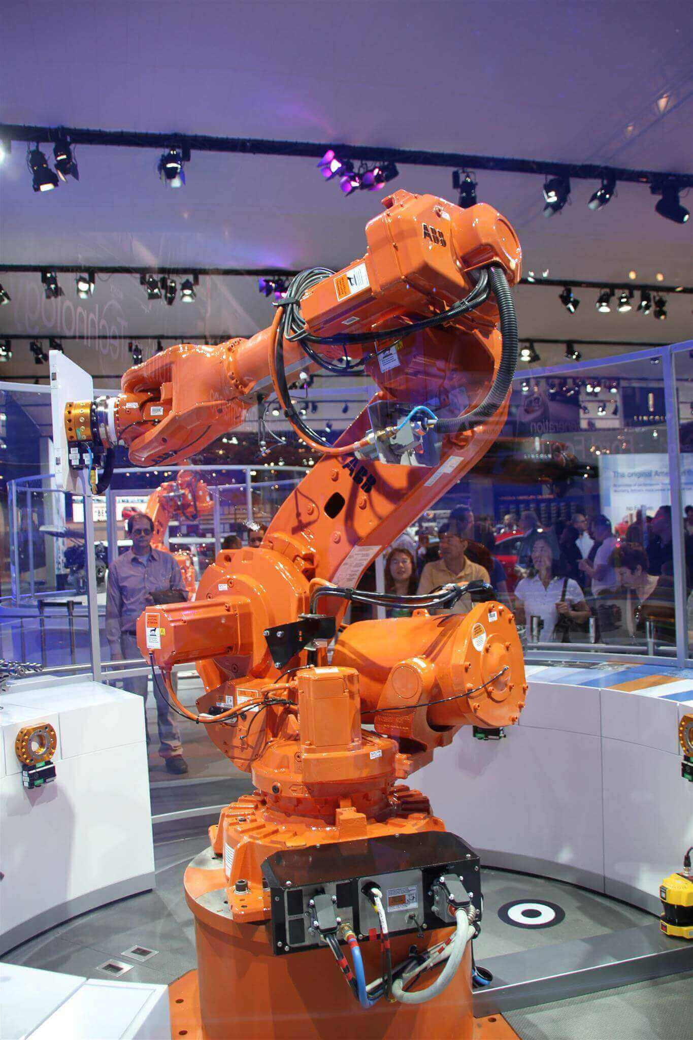 Manufacturing robots for sale