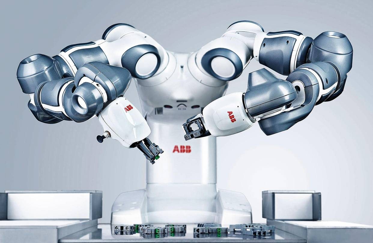used abb robots sale