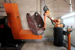 ABB robotic welding