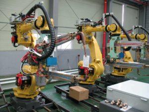 Used Fanuc Robots