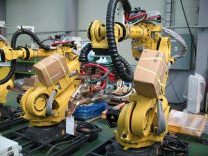 Used Fanuc Robots Sale