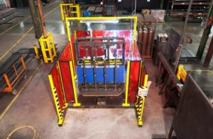 Used Robotic Welding Cells