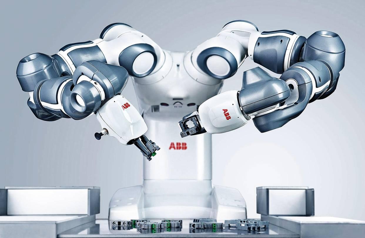 used abb robots sale
