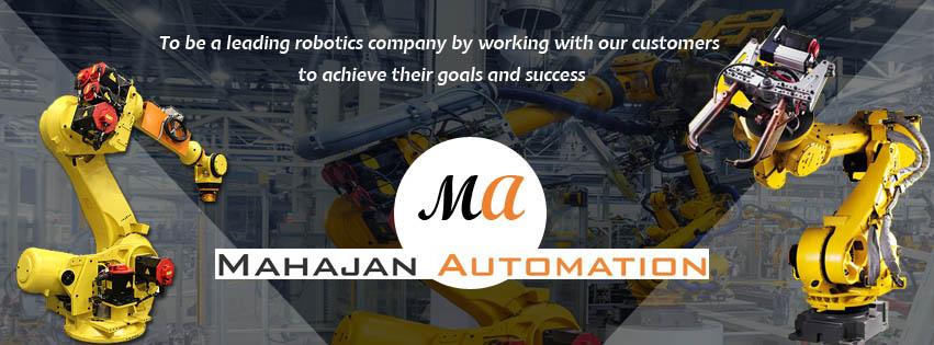 Industrial Robots | Robot Spare Part | Home Robot | Mahajan Automation